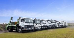 Digaway Lorry Fleet
